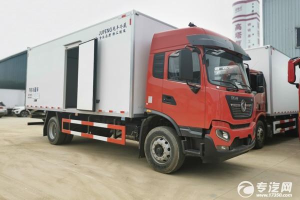 东风天锦KR国六7.88米冷藏车