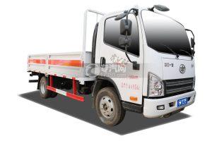 解放虎VN国六4.1米气瓶运输车(栏板款)