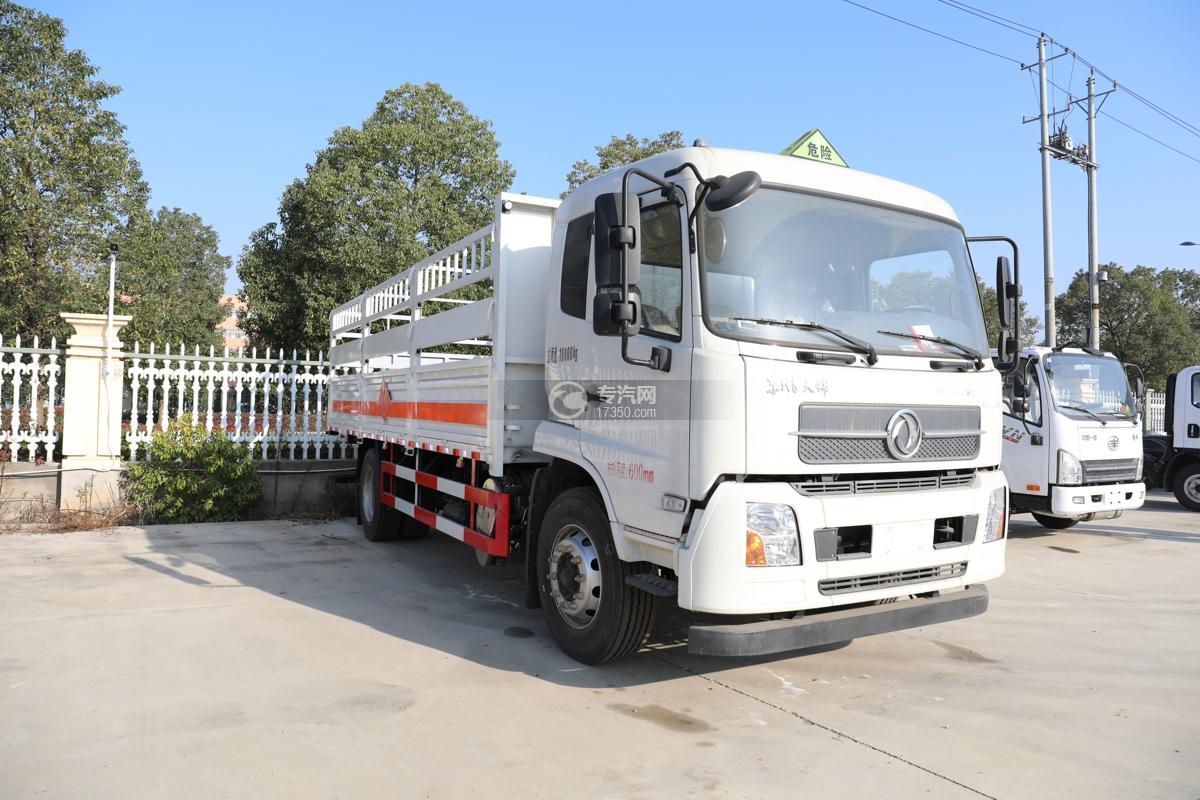 東風天錦國六6.6米氣瓶運輸車