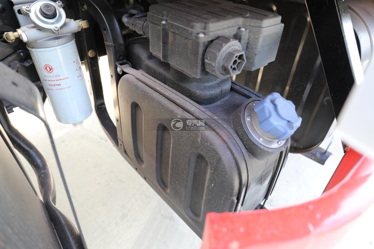 东风天锦国五6.7米气瓶运输车尿素罐