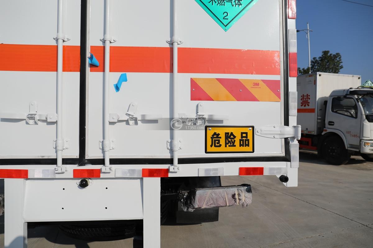 东风天锦国五6.7米气瓶运输车门锁