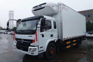 东风凯普特K8国五6.2米冷藏车图片