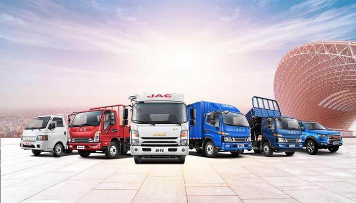 國六產品半年累銷超萬輛 江淮輕卡如何完成下半年目標?