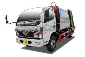 東風福瑞卡F6國六壓縮式垃圾車