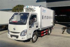 跃进小福星S70国六3.2米医疗废物转运车
