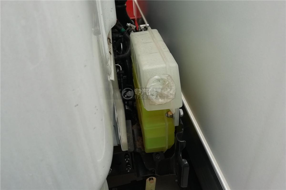 躍進小福星S70國六3.2米醫療廢物轉運車防凍液