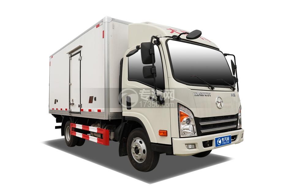大運新奧普力國六4.05米冷藏車