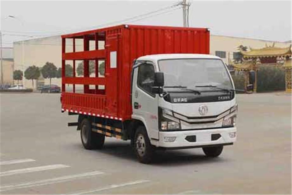 东风多利卡国六养蜂车