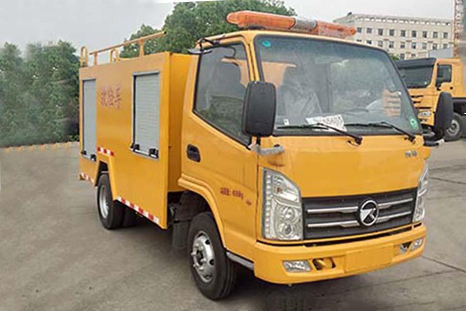 凱馬國六救險車