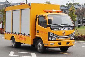 東風多利卡國六救險車