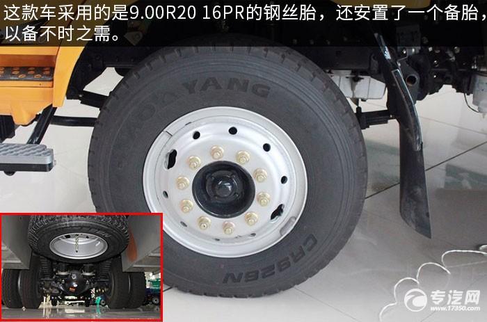 飛碟奧馳D3國五6.9米養蜂車評測