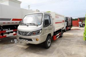 唐駿賽菱F3國六自裝卸式垃圾車圖片