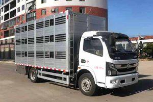 東風多利卡國六畜禽運輸車