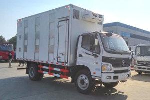 福田歐馬可國五畜禽運輸車