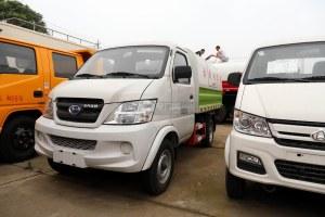 北汽昌河自卸式垃圾车图片