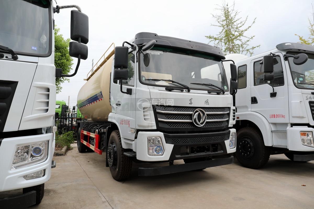 東風單橋國六粉粒物料運輸車