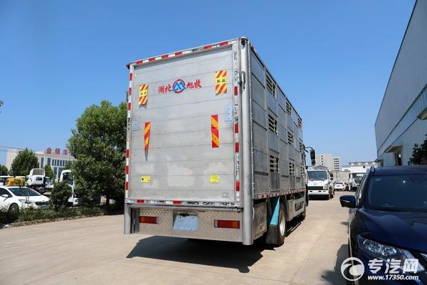 东风柳汽乘龙H5单桥国六畜禽运输车