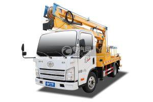 解放虎VR国六14米折叠臂式高空作业车