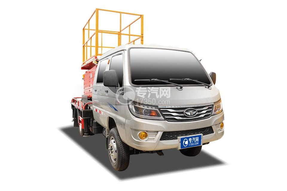 唐骏赛菱F3-1国六8米升降平台式高空作业车
