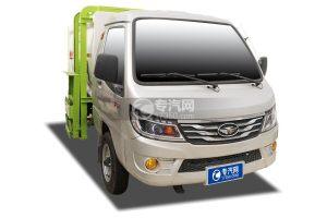 唐駿賽菱F3國六自裝卸式垃圾車