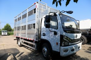东风多利卡D7国六畜禽运输车图片