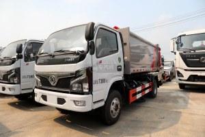 東風福瑞卡F6國六自裝卸式垃圾車圖片