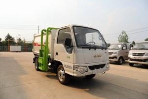 江淮康铃X1国六自装卸式垃圾车图片