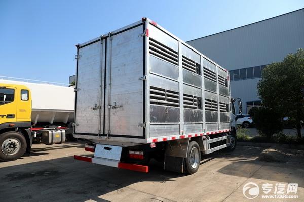 东风多利卡D7国六畜禽运输车