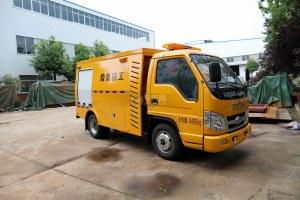 福田時代小卡之星國六工程救險車圖片