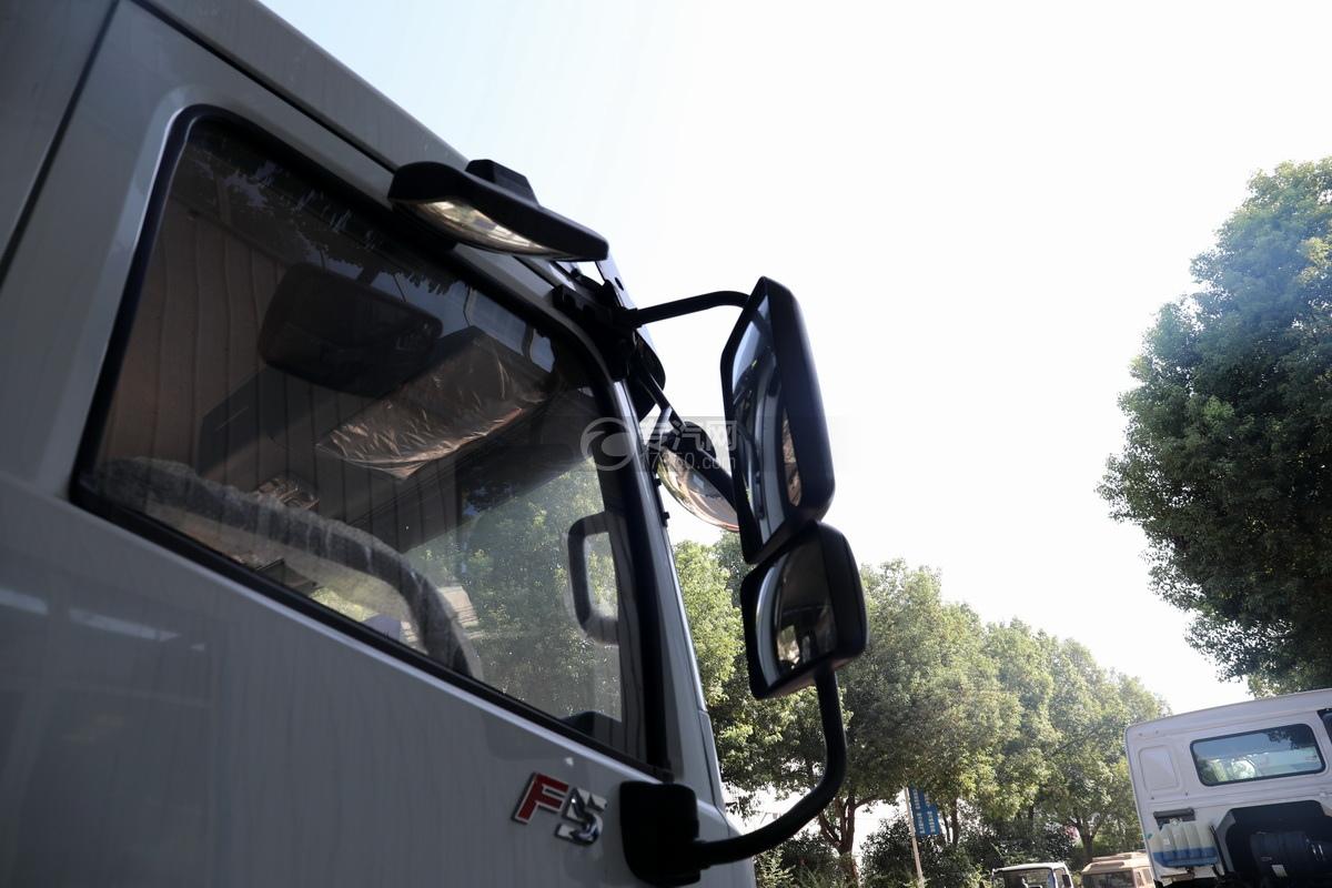 东风华神F5小三轴国五5.98方搅拌车后视镜