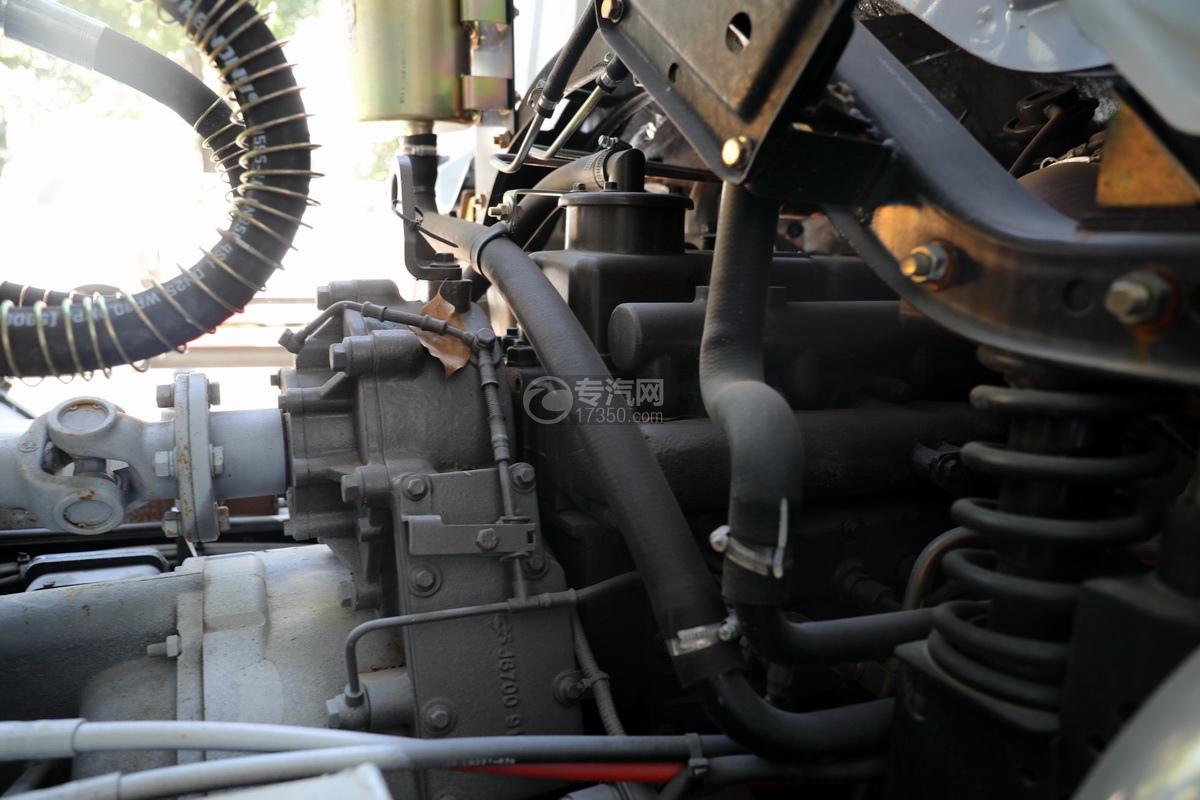 东风华神F5小三轴国五5.98方搅拌车发动机