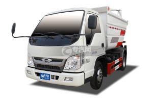 福田时代小卡之星国六无泄漏自装卸式垃圾车