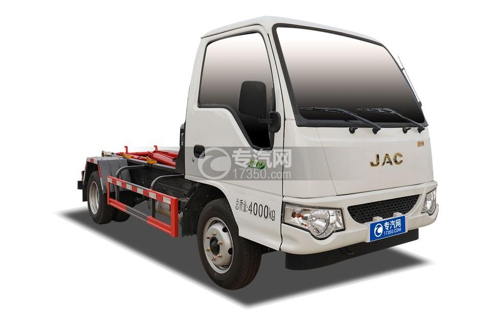 江淮康铃X1国六车厢可卸式垃圾车
