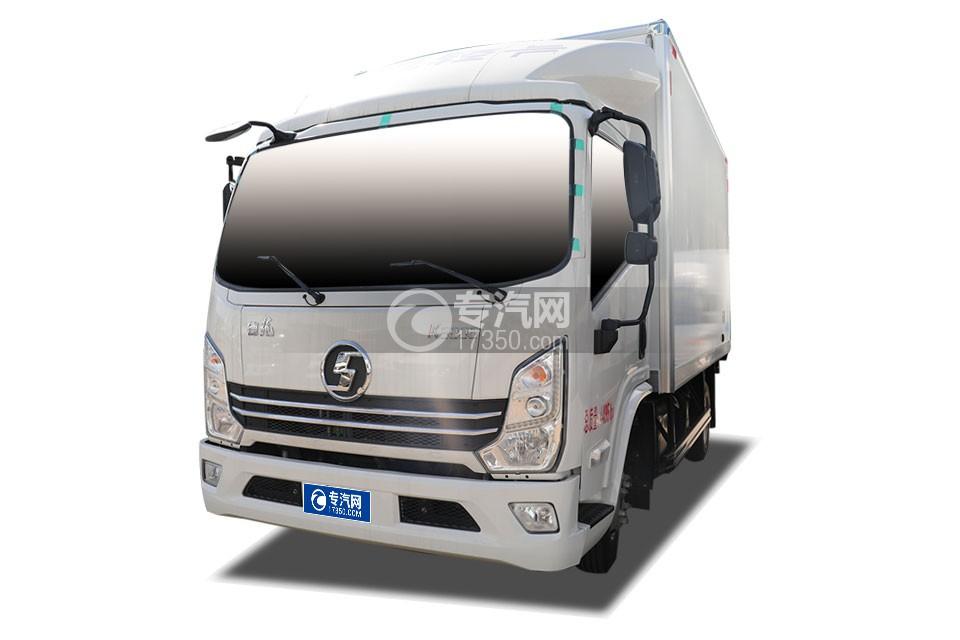 陜汽德龍K3000國六4.08米冷藏車