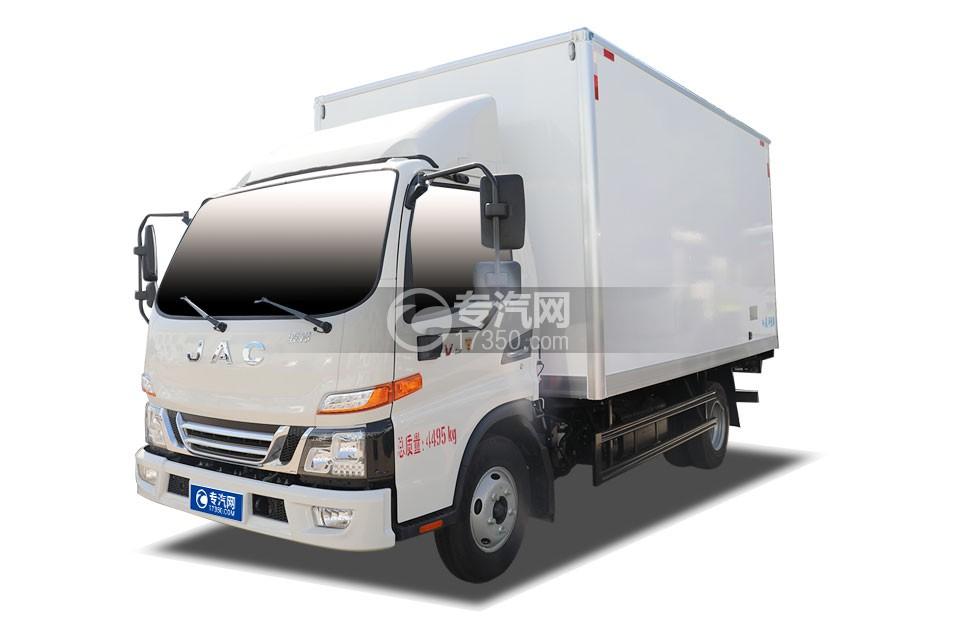 江淮駿鈴V5國五4.015米冷藏車