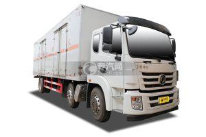 東風錦程V6小三軸國六9.3米易燃液體廂式運輸車