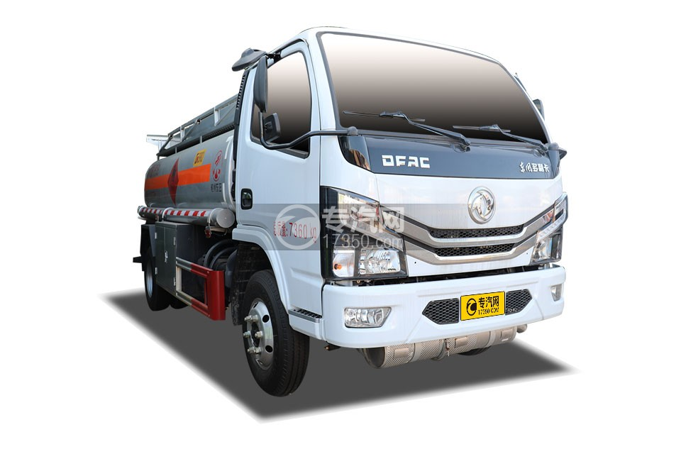东风多利卡D6国六5.06方加油车