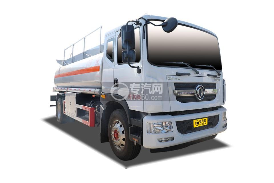 东风多利卡D9国五12.65方运油车