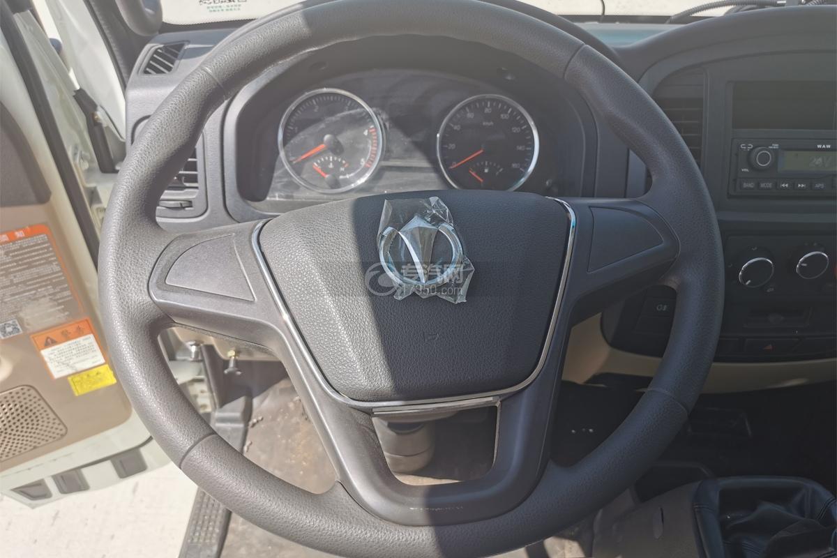 飛碟奧馳A3國五一拖二清障車方向盤