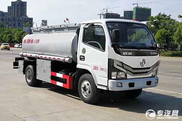 東風多利卡國六5.7方供液車