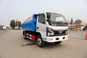 东风福瑞卡F6国六自卸式垃圾车图片