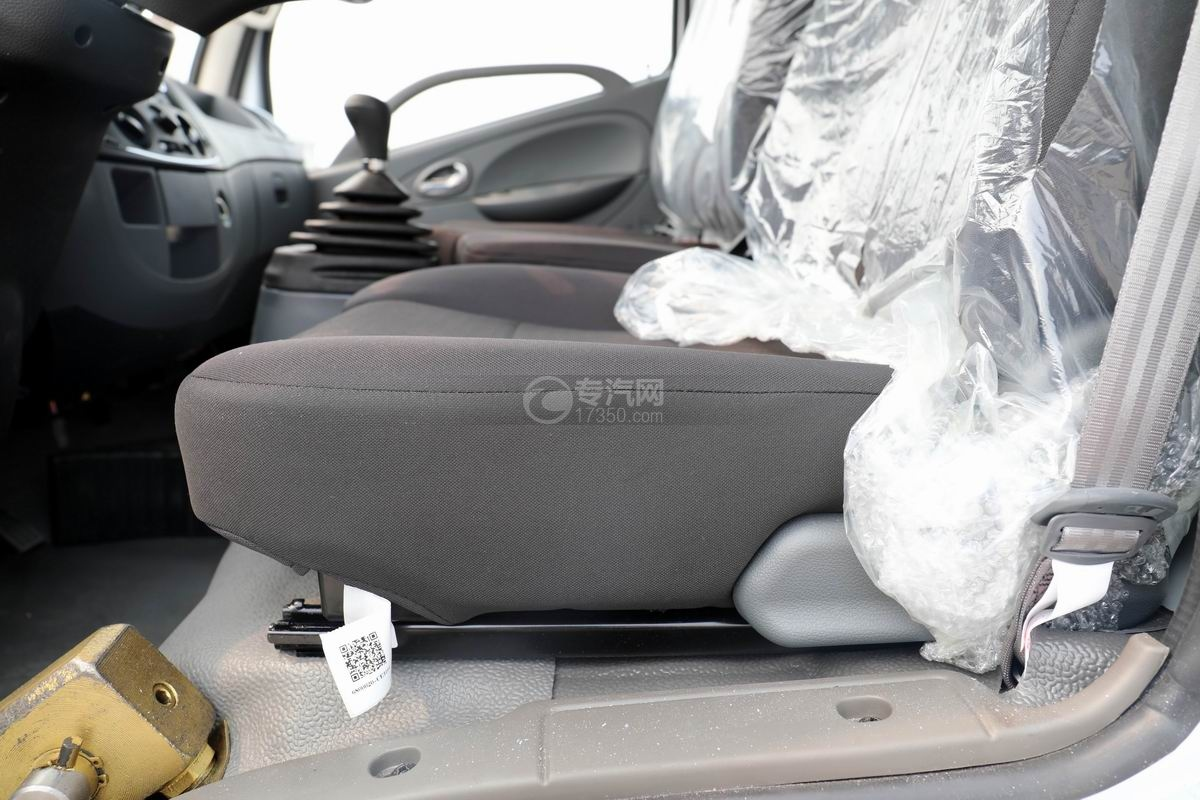 東風福瑞卡F6國六自卸式垃圾車座椅