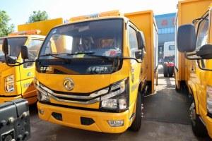 东风多利卡国六双排救险车图片