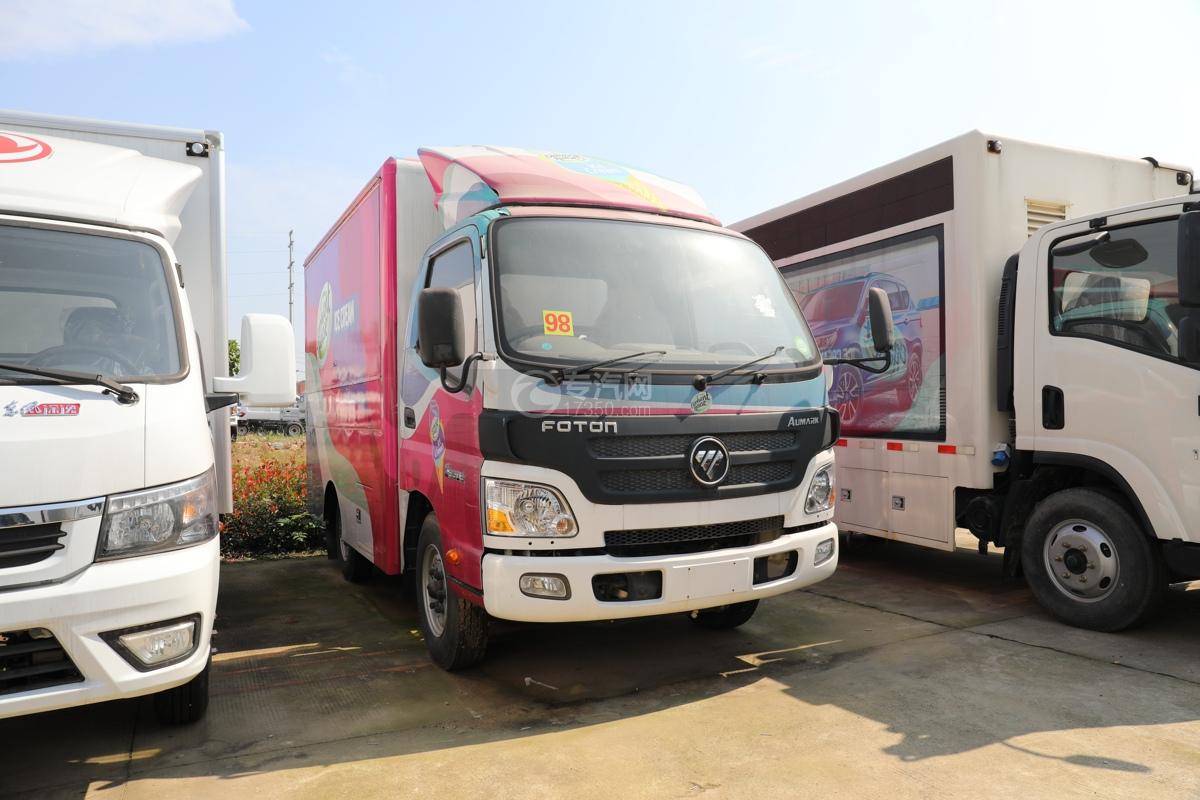 福田歐馬可E3513售貨車(出口)圖片