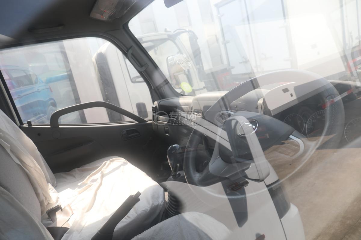 福田欧马可E3513售货车驾驶室