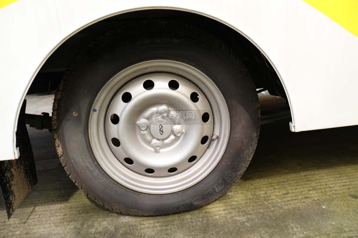 开瑞国六移动售货车轮胎