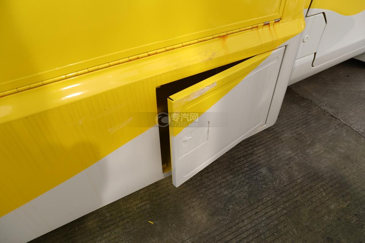 开瑞国六移动售货车工具箱