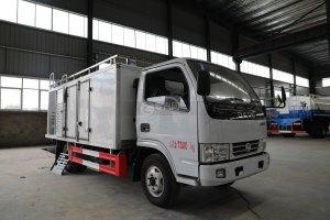 東風小多利卡國六鮮活水產運輸車圖片