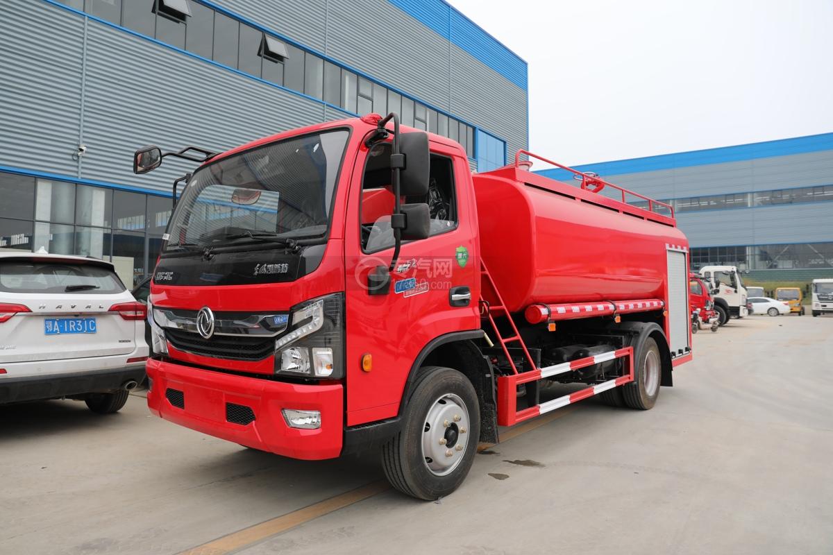 东风凯普特K7国六消防洒水车图片