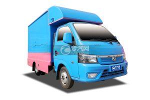 東風途逸國六售貨車(藍色)